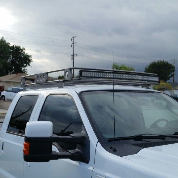 Ford F150 Rack >> F250 roof rack | Fabrication | Pinterest | Roof rack and Ford