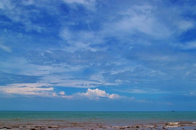 Camplong beach Madura Island