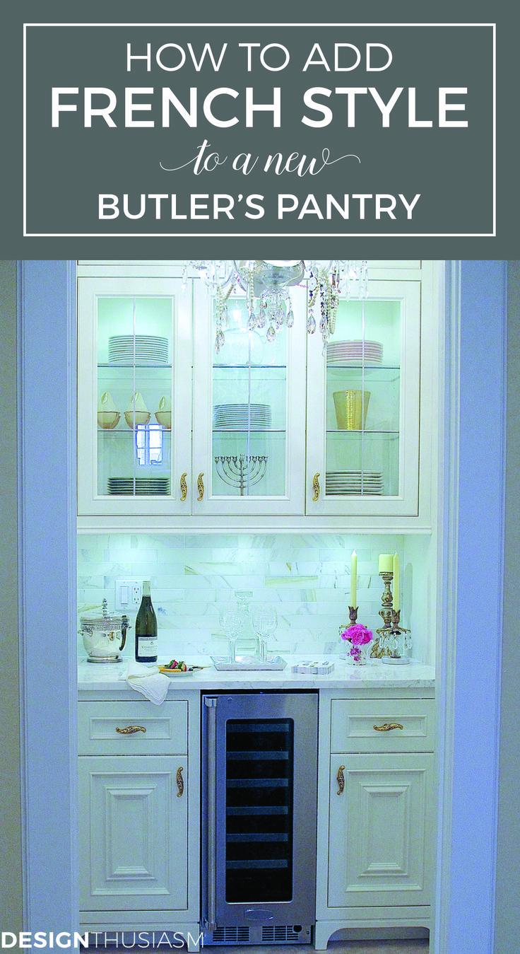 48 best Butler\'s Pantries || Home Design images on Pinterest ...