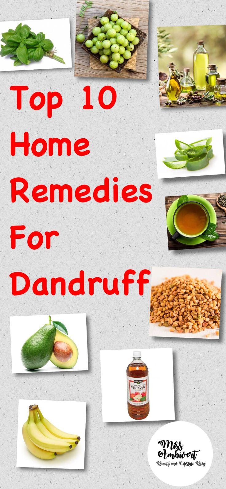 Homemade or DIY Hair Masks For Dandruff Hair mask for