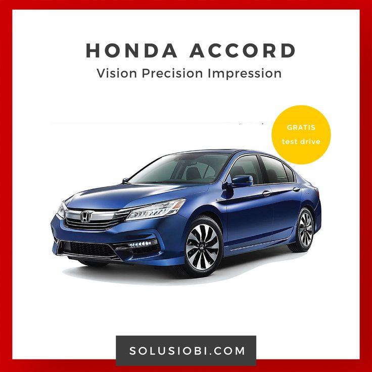 Mobil Honda Accord  Desain baru yang lebih dinamis, dibekali dengan mesin i-VTEC dengan tenaga yang lebih bertenaga di kelasnya, juga kabin yang memberikan kenyamanan membuat Honda Accord semakin . . .