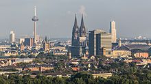 Cologne - Wikipedia, the free encyclopedia