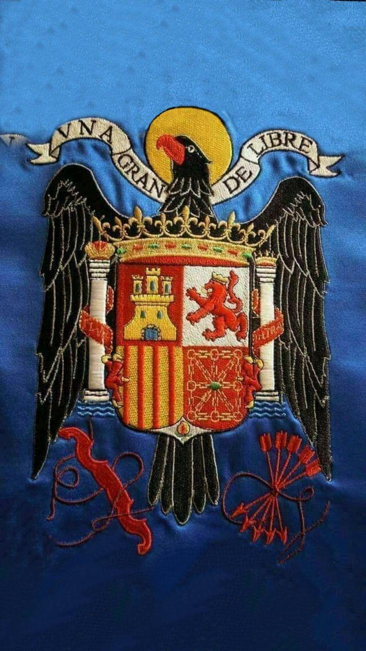 Pin De Tone En Spain Historia De España Bandera España Bandera Franquista