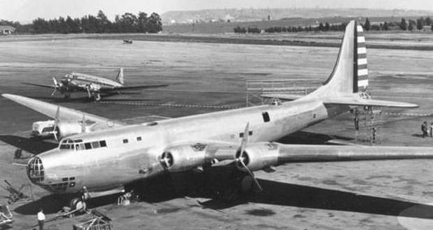 The Douglas XB-19 was the largest bomber aircraft built for the United States Army Air Corps until 1946. It was originally given the designation XBLR-2 (Experimental Bomber, Long Range).
