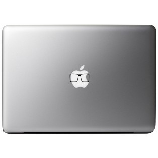 Stickers2ouf Apple - Lunettes