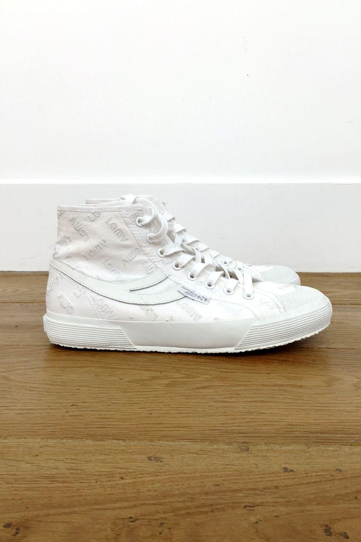 - Gosha Rubchinskiy x Superga Sport High Sneakers - Gosha Rubchinskiy - KM20 Online Store