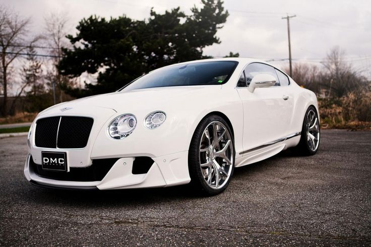 DMC Duro Package for the 2013 Bentley Continental GT