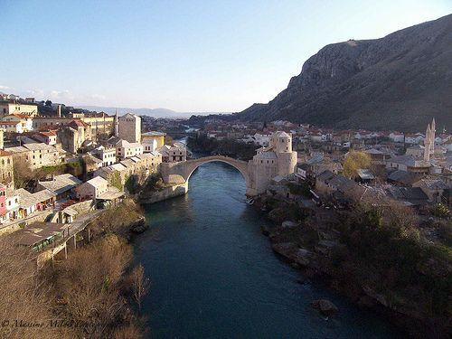 Bosnia & Erzegovina ( La città di Mostar)