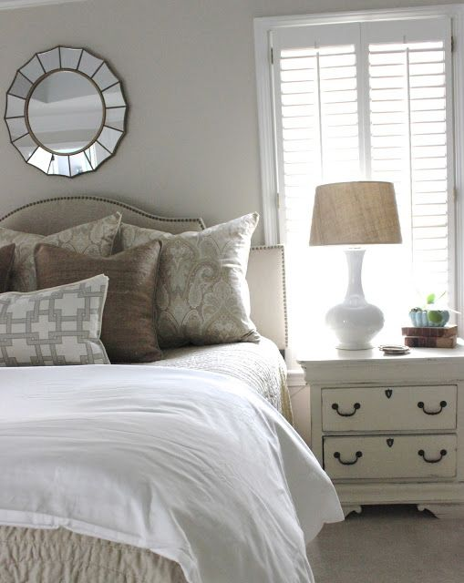 Elmira White Hc 84 Design Indulgence Before And After Benjamin Moore Gallery Pinterest