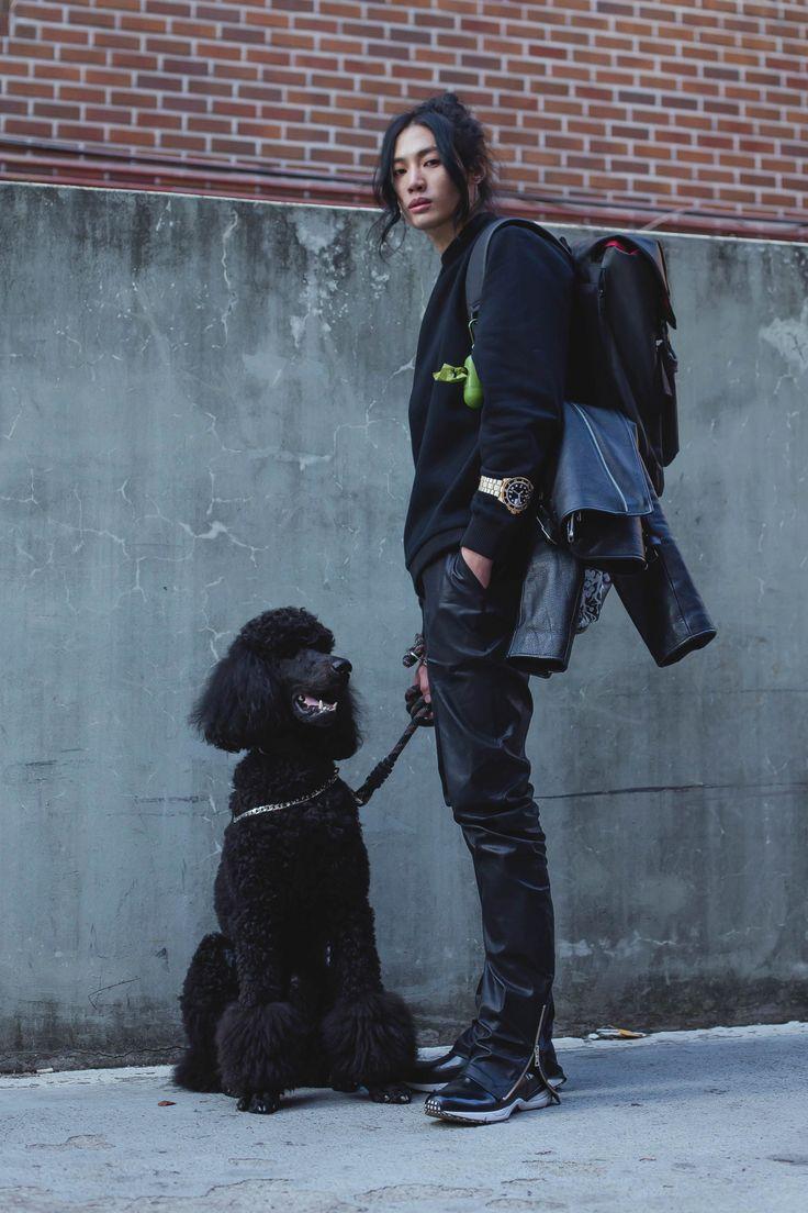 Male Model Street Style : Photo