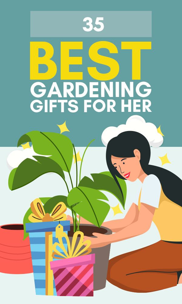 Best Gifts For Her 2021 35+ Best Gardening Gifts For Him & Her In 2021 [Review] in 2020