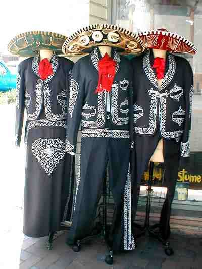 Mariachi suits