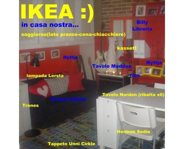 Hemma Ikea-2 cuori e una capanna hemmers