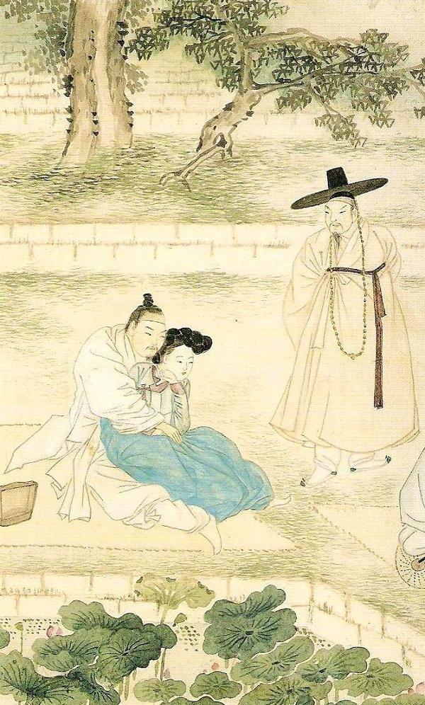 혜원(惠園) 신윤복(申潤福)