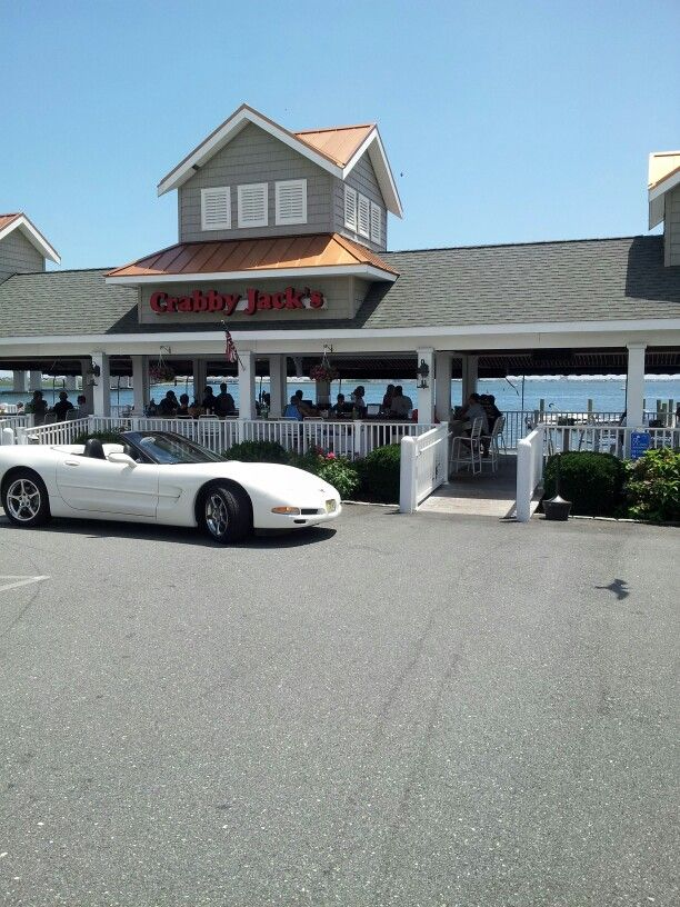 Crab Trap Restaurant outside of Ocean City, NJ in Somers Point. | Favorite places I have been ...