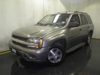 1000 Ideas About Chevrolet Trailblazer On Pinterest