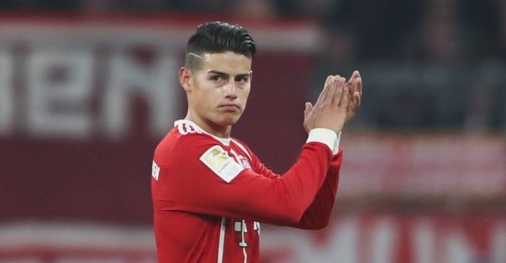 James Rodriguez's long-term future at Bayern Munich will not be decided in 2018, according to chief executive Karl-Heinz Rummenigge. www.18onlinegame.com