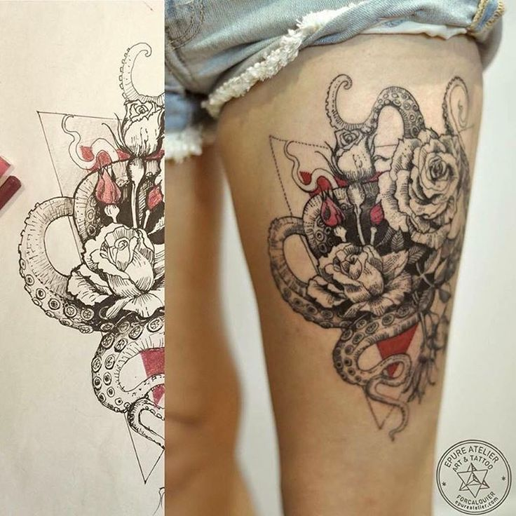 50 best frog tattoo sleeve images on pinterest tattoo for 1997 tattoo designs
