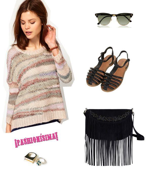 What would las gemelas Olsen wear… para pasear por la city?