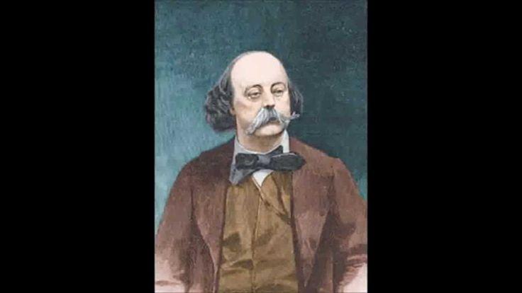 Gustave Flaubert - Paní Bovaryová (Mluvené slovo CZ)