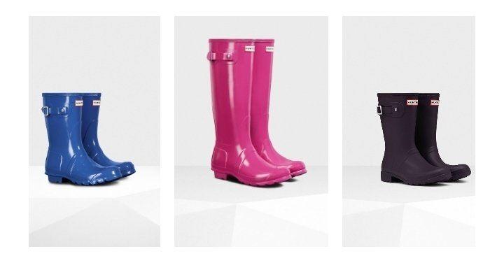 Women's Hunter Boots From $89.95 Shipped @ Hunter Boots Canada http://www.lavahotdeals.com/ca/cheap/womens-hunter-boots-89-95-shipped-hunter-boots/162319?utm_source=pinterest&utm_medium=rss&utm_campaign=at_lavahotdeals