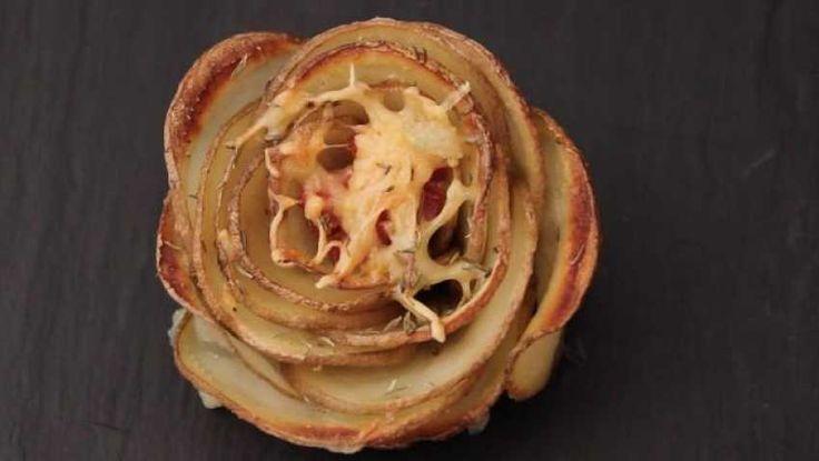 Recette Gnocchi de pomme de terre aux quatre fromages (facile, rapide)