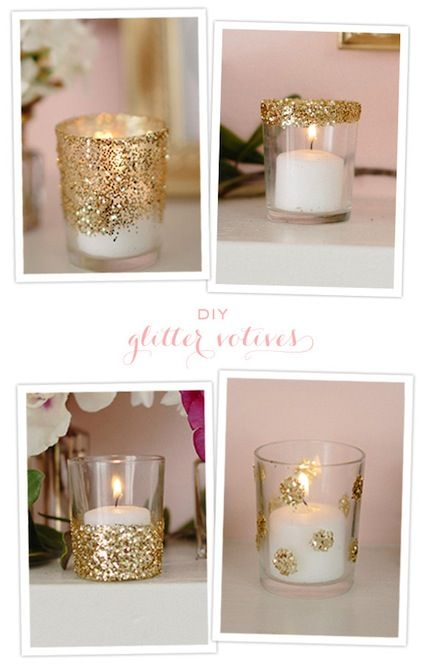 8 Glitter DIY Projects That Are Super Easy | Babble