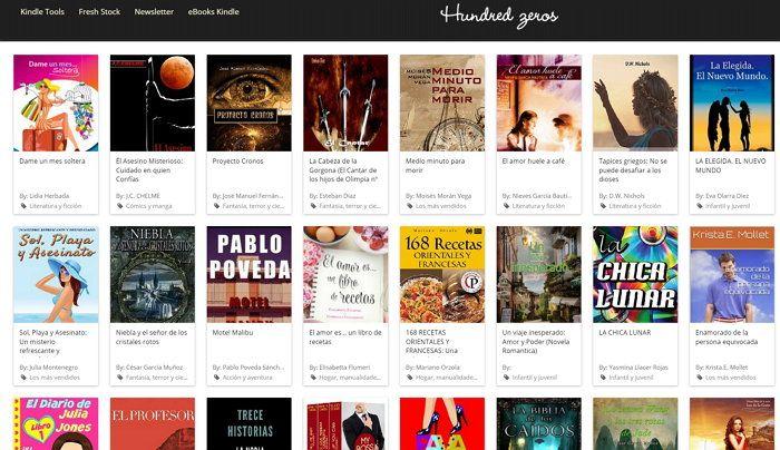 En Marzo pasado actualizamos la lista de Sitios Estupendos para Descargar Miles de eBooks Gratis, en Español y en Forma Legal, la cual en ese entonces contaba con 12 sitios y ahora volvemos a actualizar la lista agregando 2 sitios también estupendos, en donde pueden encontrarmiles y miles más de libros gratis en español para …