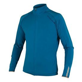 Endura Roubaix Jacket -Versatile jacket in durable insulating Roubaix fleece & athletic fit, Insulating durable roubaix fleece, Athletic fit, Full front zipper with sprung puller, Triple rear pockets, Zipped rear security pocket, Discrete reflective trim.