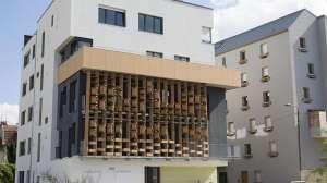 Планета Земля и Человек: Во Франции открыли отель для насекомых