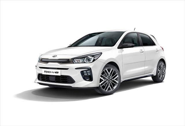 Kia Rio Gt Line Adopts A Sportier Look Http Ift Tt 2e4rdew Motor Diesel Motores Hatchback