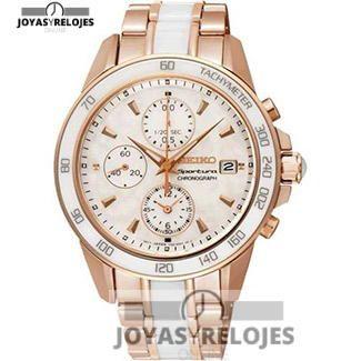 ⬆️😍✅ SEIKO SNDW98P1 😍⬆️✅ Increíble ejemplar perteneciente a la Colección de RELOJES SEIKO ➡️ PRECIO 364.01 € En Oferta Limitada en 😍 https://www.joyasyrelojesonline.es/producto/seiko-sndw98p1-reloj-de-senora-cronografo-100-m-de-acero-color-rosa-ceramica/ 😍 ¡¡Edición limitada!! #Relojes #RelojesSeiko #Seiko Compralo en https://www.joyasyrelojesonline.es/producto/seiko-sndw98p1-reloj-de-senora-cronografo-100-m-de-acero-color-rosa-ceramica/
