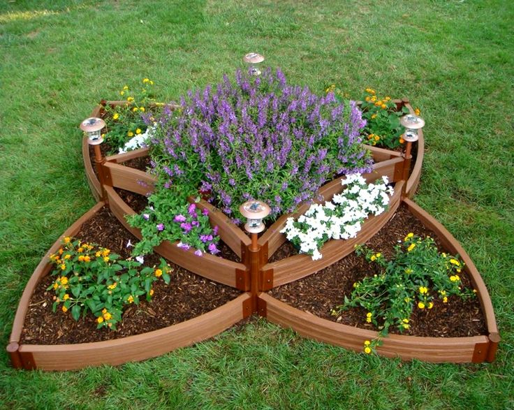 10 Creative Garden Bed Ideas to Feast Your Eyes On - http://www.amazinginteriordesign.com/10-creative-garden-bed-ideas-feast-eyes/