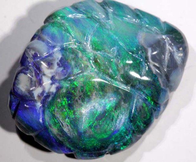 OPAL CARVING 17.45 CTS  TBO-2948 Opal carving, Australian Opal