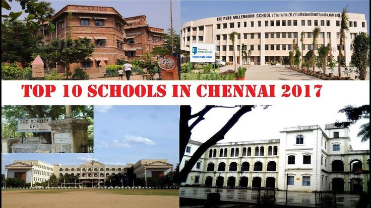 Top 10 Schools in Chennai 2017 Chennai has for some time been a regarded focal point of training in the nation. While a portion of the best schools in Chennai have been around for quite a long time there are a striking couple of that are generally later too attributable to a developing interest for present day educational program and instructing styles. 1. The School-KFI Adyar Location: Besant Avenue Adyar Established: 1973 Board: ICSE Website: http://ift.tt/2zb9Ch8 Fee: 50000 Number of…