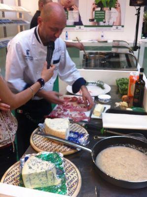 Luca Corradino, il nostro chef!