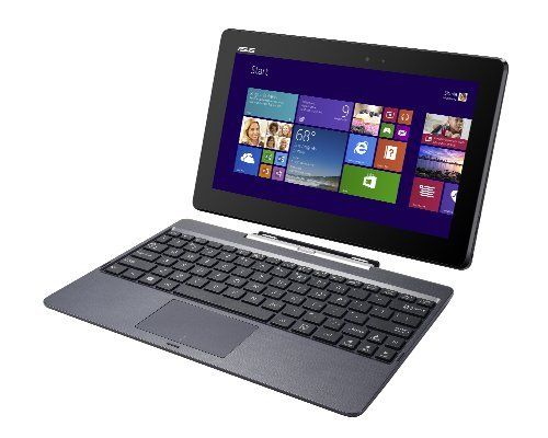 Asus Transformer Book T100TA-DK002H Notebook Convertibile in Tablet, Processore Intel Atom Quad Core Z3740, Display 10 Pollici TouchScreen IPS, RAM 2 GB, SSD 32 GB, Windows 8.1, colore: Antracite, http://www.amazon.it/dp/B00G5BHDY4/ref=cm_sw_r_pi_awdl_iy6qub03AFMSD