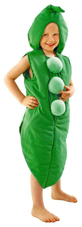 Strój Groszek, Green peas costumes
