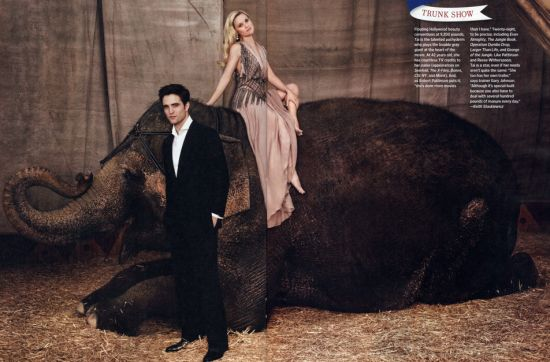 Water For Elephants, just watched this... great movie <3