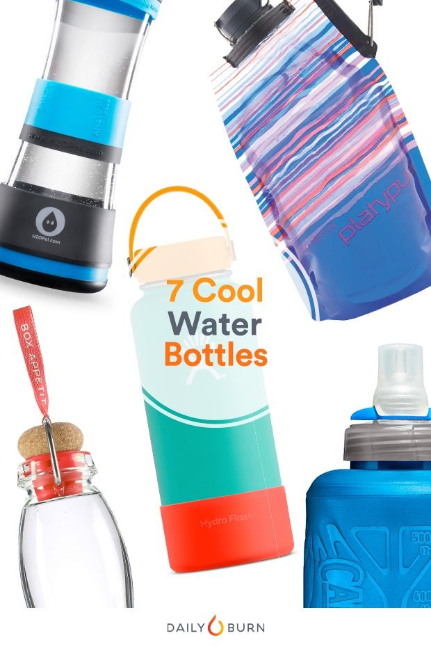 The 7 Best Water Bottles to Stay Hydrated in Style