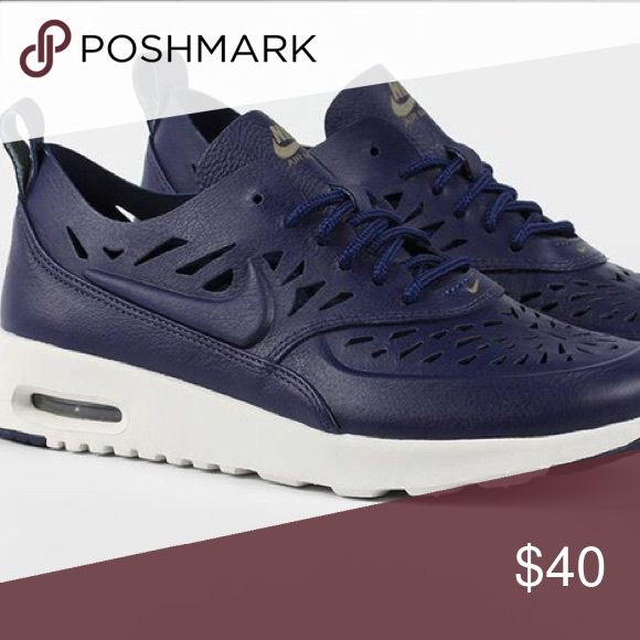 Women's Nike Air Max Thea Joli Ladies Nike Airmax Thea Joli only used once.  Size 5 Nike Shoes Athletic Shoes