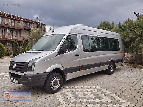 Rent a Car Volkswagen Crafter