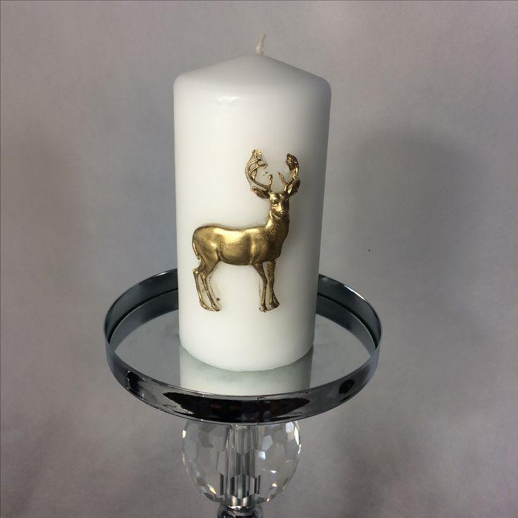 Jelonki będą dekorowały nasze świece Bożonarodzeniowe. Ale ciii... to jeszcze tajemnica 😉