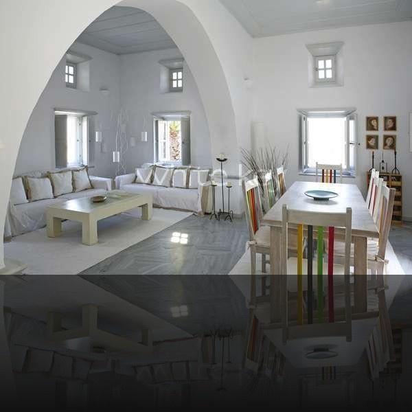 Luxury Villa Erini, Paros, Cyclades, Greece