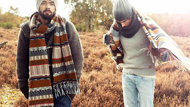 Collection d'accessoires d'hiver Barts disponible chez Citadium #echarpe #bonnet #barts #citadium