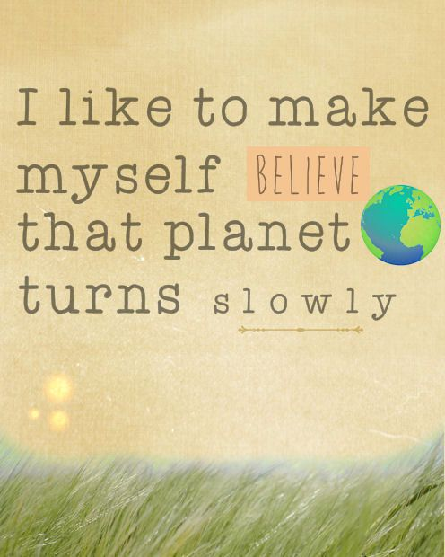 Owl City Fireflies Quote Print by BambiAndFalana
