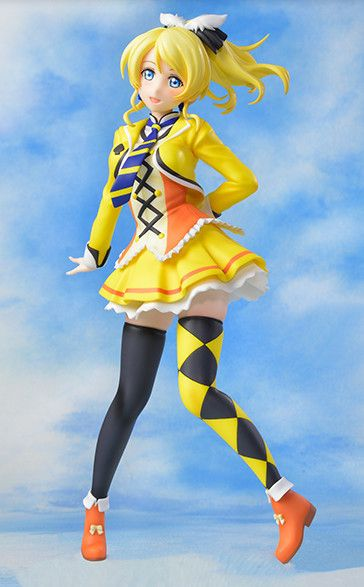 Love Live! The School Idol Movie SPM Figure PVC statue - Ayase Eli Sunny Day Song ver., $45.00 (http://tamarket.com.au/love-live-the-school-idol-movie-spm-figure-pvc-statue-ayase-eli-sunny-day-song-ver/)