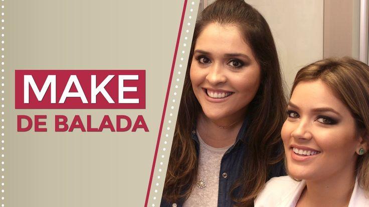Make de Balada com Marcella Tranchesi