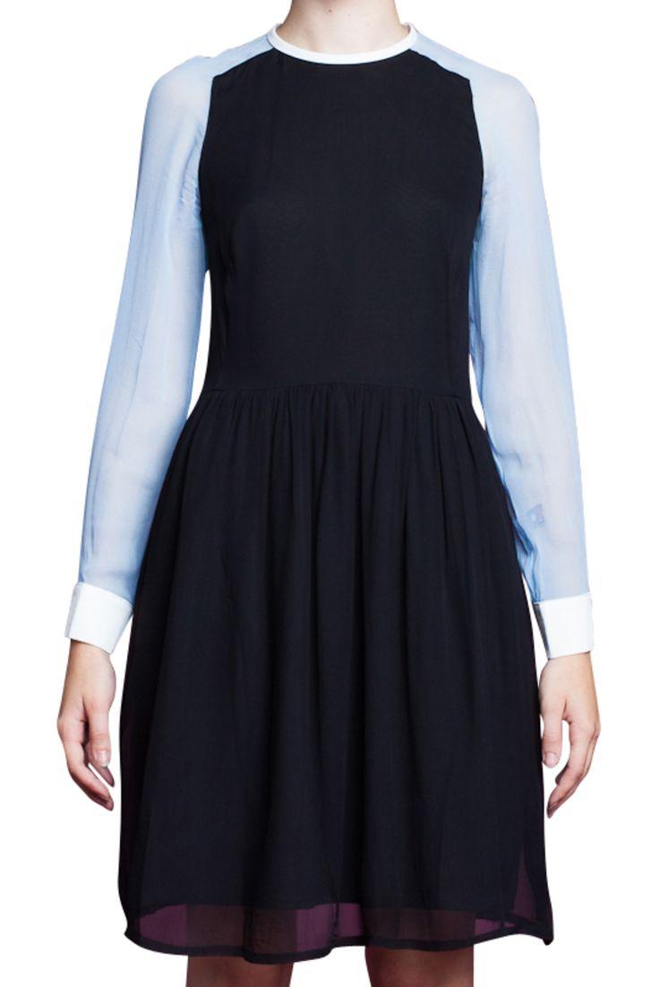 Silk Dress // Antipodium
