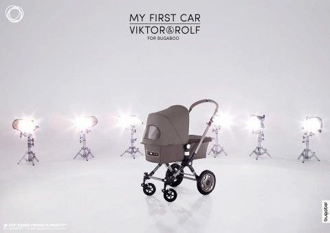 Bugaboo Limited Edition My First Car from Viktor & Rolf